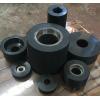 供应北京工业设备用橡胶滚轮加工包胶挂胶