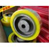 供应北京设备用聚氨酯载重轮,载重轮包胶加工,高耐磨不脱胶