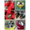 供应武汉聚氨酯滚轮包胶加工,武汉耐磨聚氨酯胶轮包胶加工
