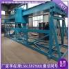 猪场有机肥加工设备发酵床翻耙机参数-零排放效果