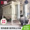 供应化工厂布袋式除尘器 袋式脉冲除尘器 防爆除尘器