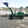 生产四驱电动装载机  四轮驱动纯电动液压升降装载车
