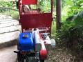 价格优惠单轨车 农用果实收获运输车 山林爬坡运输车